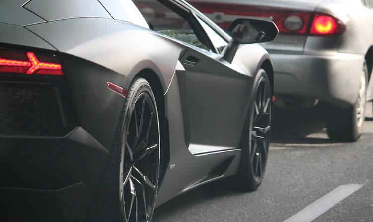 alquiler de coches de lujo