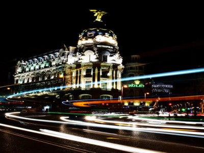 recorrer madrid
