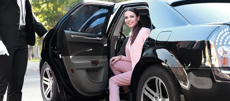 De compras en coche con conductor en Madrid