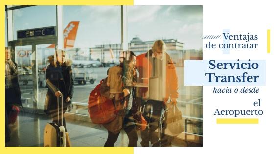 servicio transfer aeropuerto madrid