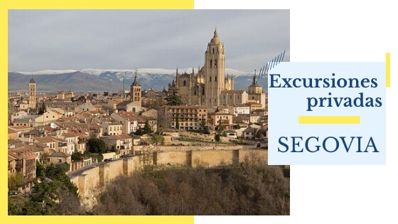 excursiones privadas segovia