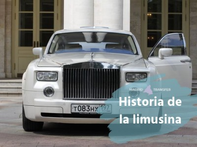 Conoce la historia de la limusina