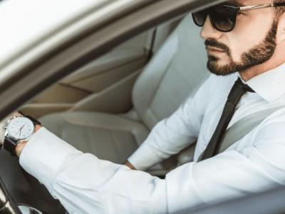 medidas de seguiridad en coches con chofer
