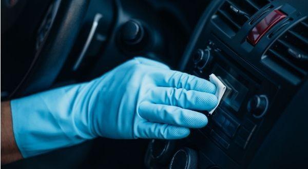 Medidas de higiene en nuestros coches