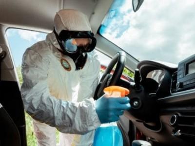 limpieza de los coches